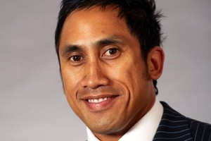 Joesph Harawira will be travelling with the Welsh team during the Rugby World Cup. Photo / Supplied